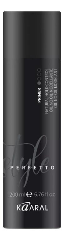 Моделирующее сухое масло Style Perfetto Primer Natural Hold Control 200мл