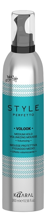 Мусс для укладки волос Style Perfetto Volook Medium Hold Volumizing Mousse 300мл мусс barex volumizing mousse page 2