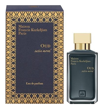 Oud Satin Mood: парфюмерная вода 200мл oud satin mood парфюмерная вода 200мл
