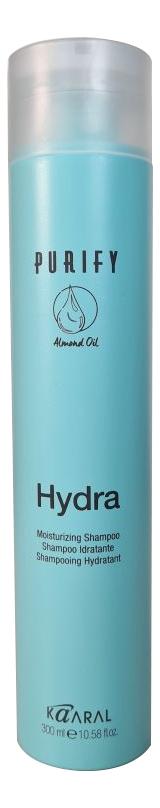 Купить Увлажняющий шампунь для сухих волос Purify Hydra Shampoo: Шампунь 300мл, KAARAL