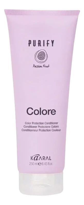 Купить Кондиционер для окрашенных волос Purify Colore Conditioner: Кондиционер 250мл, KAARAL