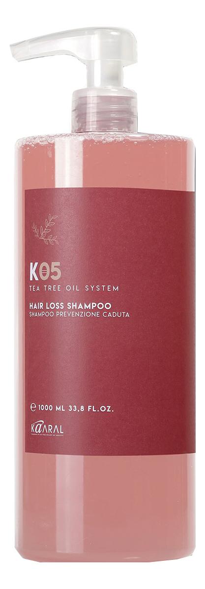 Фото - Шампунь против выпадения волос K05 Anti Hair Loss Shampoo: Шампунь 1000мл шампунь против выпадения волос intragen anti hair loss шампунь 1000мл