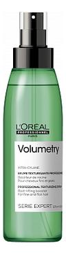 Несмываемый спрей для придания объема тонким волосам Serie Expert Volumetry 125мл loreal professional volumetry спрей