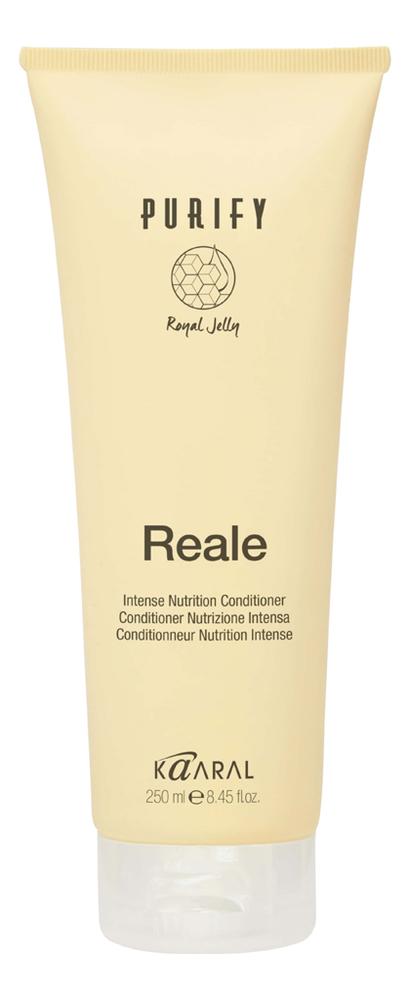Купить Интенсивный восстанавливающий кондиционер для поврежденных волос Purify Reale Intense Conditioner: Кондиционер 250мл, KAARAL