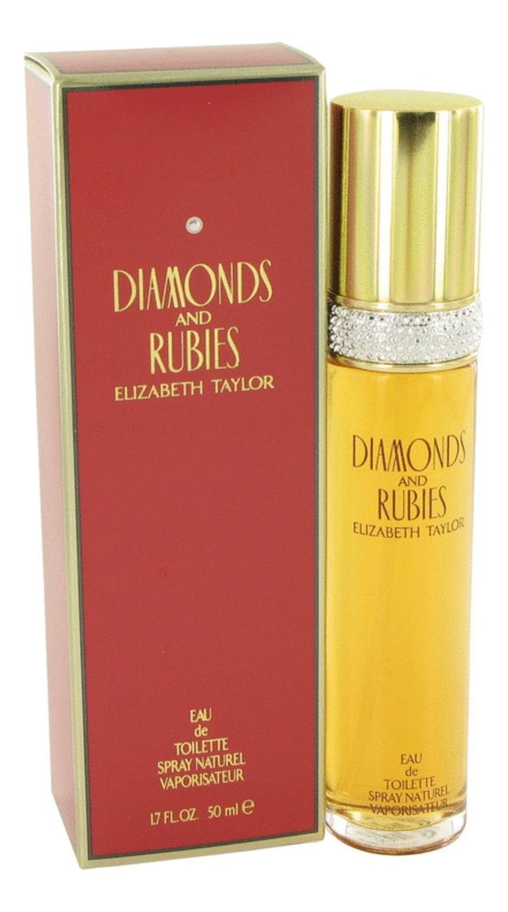 Фото - Diamonds and Rubies: туалетная вода 50мл emporio diamonds rose туалетная вода 50мл тестер