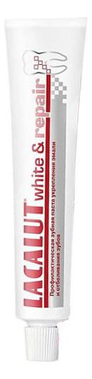 Купить Ежедневная профилактическая зубная паста White & Repair: Паста 50мл, Ежедневная профилактическая зубная паста White & Repair, LACALUT