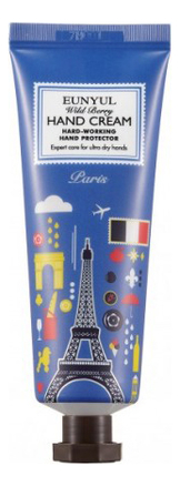 цена на Крем для рук Wild Berry Hand Cream Paris 50мл (лесные ягоды)