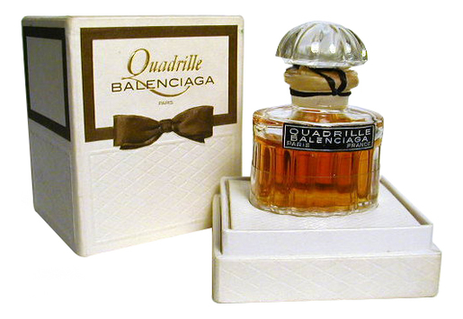 Купить Quadrille Винтаж: духи 7, 5мл винтаж, Balenciaga