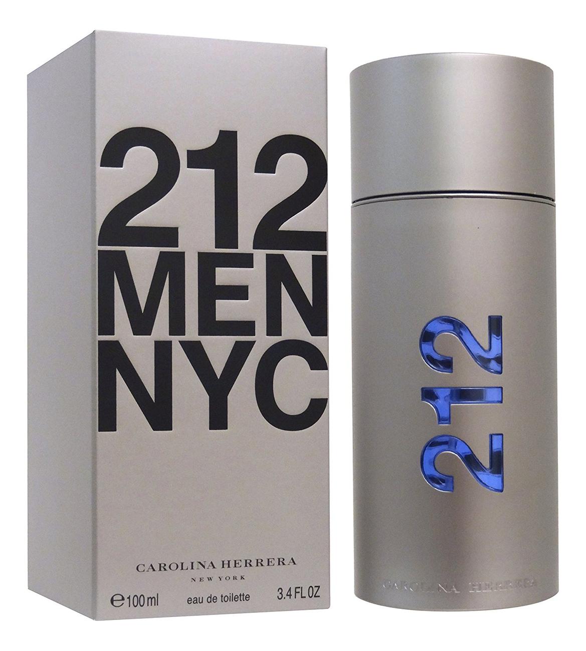 212 Men NYC: туалетная вода 100мл carolina herrera 212 sexy men туалетная вода 100мл