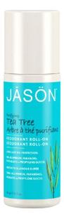 Шариковый дезодорант Men Deodorant Roll-On Tea Tree 85мл (чайное дерево)