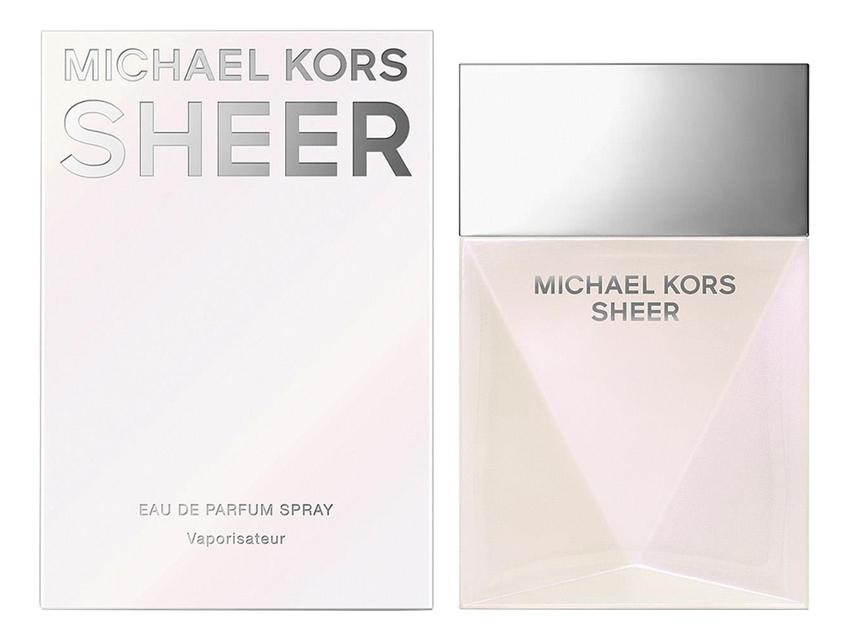 Michael Kors Sheer 2017: парфюмерная вода 50мл