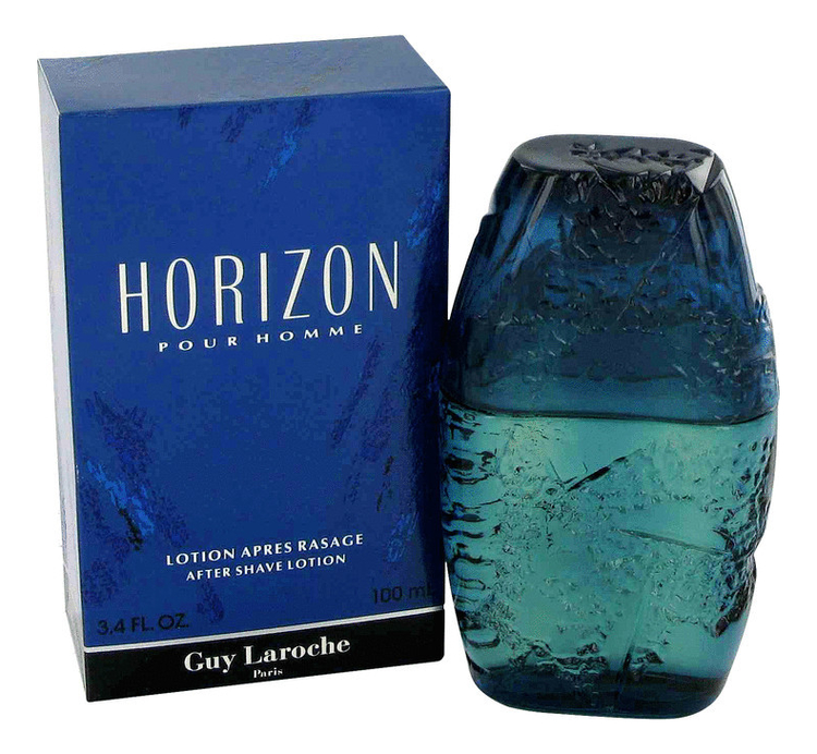Купить Guy Laroche Horizon Pour Homme: лосьон после бритья 100мл