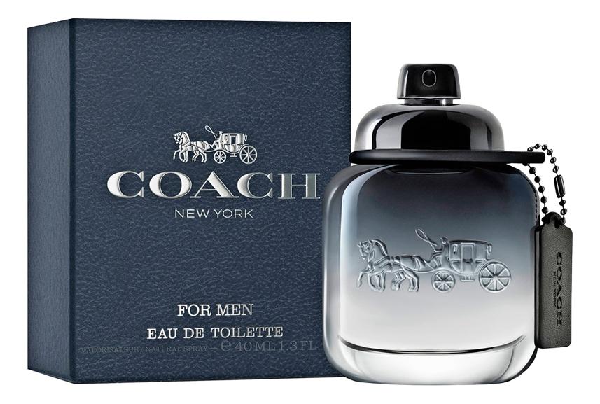 Coach For Men: туалетная вода 40мл