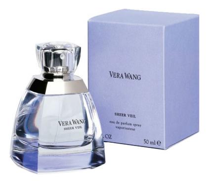 Купить Sheer Veil: парфюмерная вода 50мл, Vera Wang