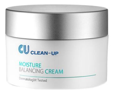 Ультра-увлажняющий крем для лица Clean-Up Moisture Balancing Cream 50мл крем для лица и тела moisture skin cream hatomugi 220г