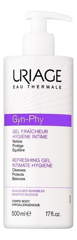 Гель для интимной гигиены GYN-PHY Toilette Intime Gel Fraicheur: Гель 500мл gyn ecology