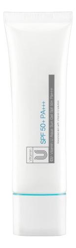 Купить Защитный гель для лица CU: Vitamin U Aqua Sun Gel SPF50+ PA+++ 50мл, CU Skin