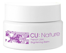 CU Skin Бальзам для лица с экстрактом сирени CU: Nature French Lilac Brightening Balm 38мл