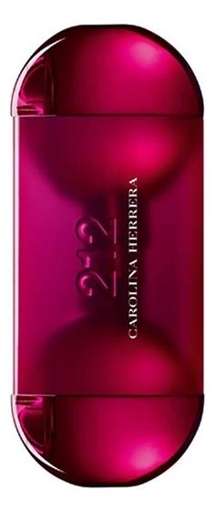 цена Carolina Herrera 212 Glam Woman: туалетная вода 60мл тестер онлайн в 2017 году