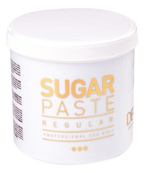 Плотная паста для шугаринга Dermaepil Sugar Paste Regular : Паста 1000г