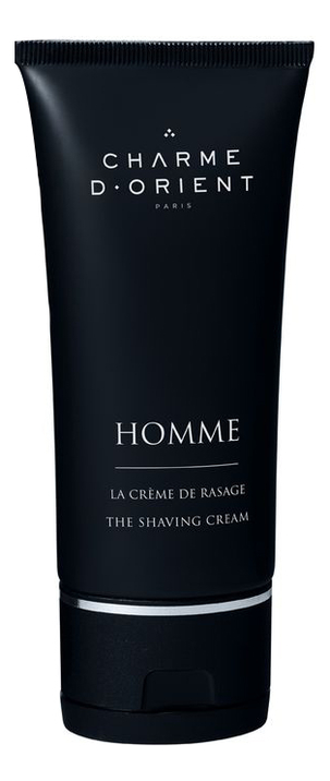 Купить Крем для бритья Homme La Creme De Rasage 100мл, Charme D'Orient