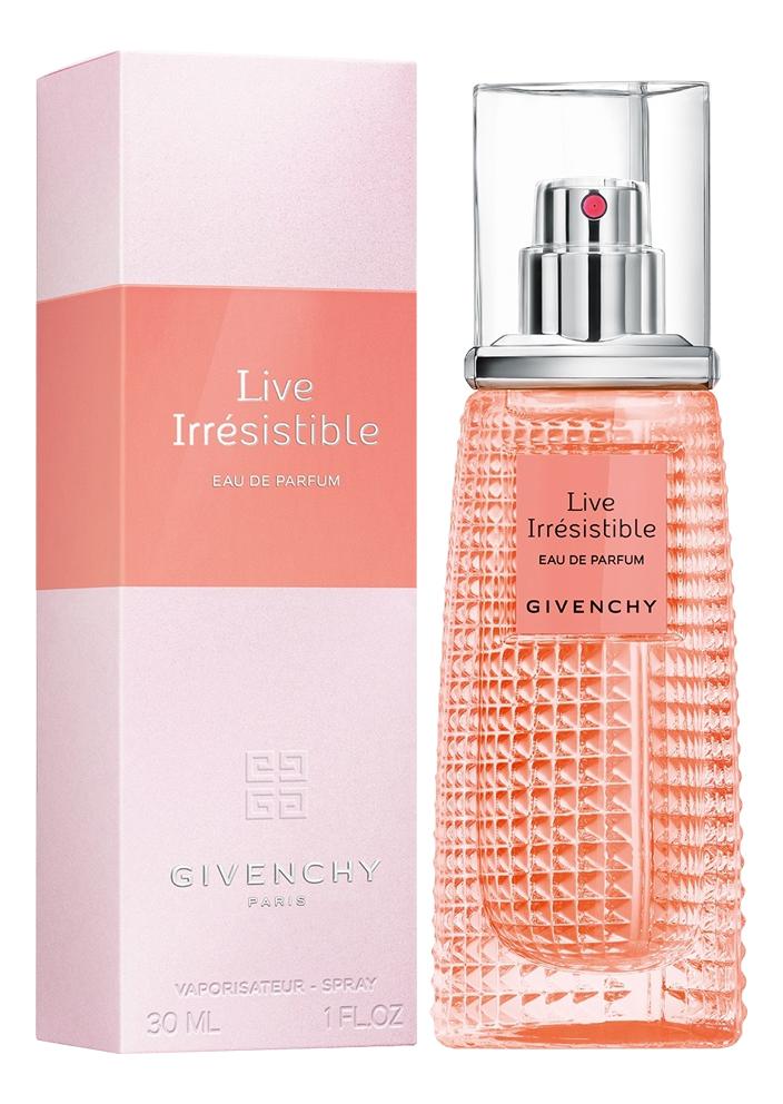 Купить Givenchy Live Irresistible: парфюмерная вода 30мл
