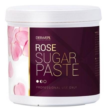 Сахарная паста для шугаринга с экстрактом розы Dermaemil Rose Sugar Paste 500г