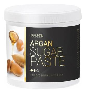 Сахарная паста для шугаринга с экстрактом аргана Dermaemil Argan Sugar Paste 500г