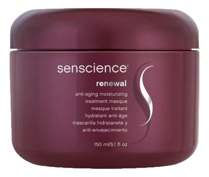 Aнтивозрастная маска для волос Renewal Anti-Aging Moisturizing Treatment Masque 150мл