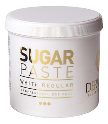 Сахарная паста для шугаринга Sugar Paste White Regular (белая) : Паста 1000г