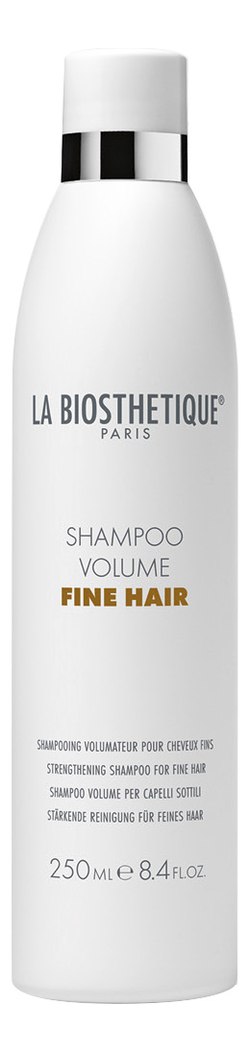 Шампунь для придания объема тонким волосам Shampoo Volume Fine Hair 250мл la biosthetique укрепляющий шампунь для тонких волос methode fine shampoo vital fine hair 200 мл
