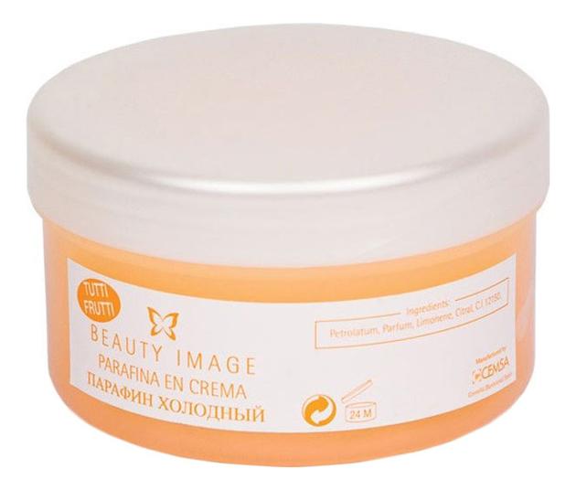 Холодный крем-парафин с экстрактом тропических фруктов Parafina En Crema: Крем 190мл