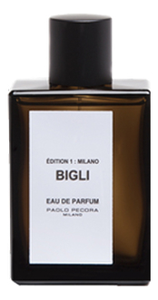 цена Paolo Pecora Bigli: парфюмерная вода 50мл онлайн в 2017 году