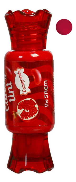 Тинт для губ гелевый Конфетка Saemmul Jelly Candy Tint 8г: 01 Pomegranate