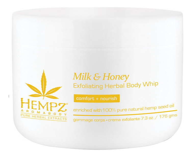Скраб для тела Milk & Honey Exfoliating Herbal Body Whip 176г (молоко и мед) недорого