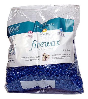Пленочный воск для депиляции в гранулах с экстрактом хлопка Finewax Cerapiel 1000г