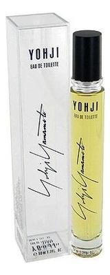 Yohji women: туалетная вода 50мл тестер yohji senses туалетная вода 50мл тестер