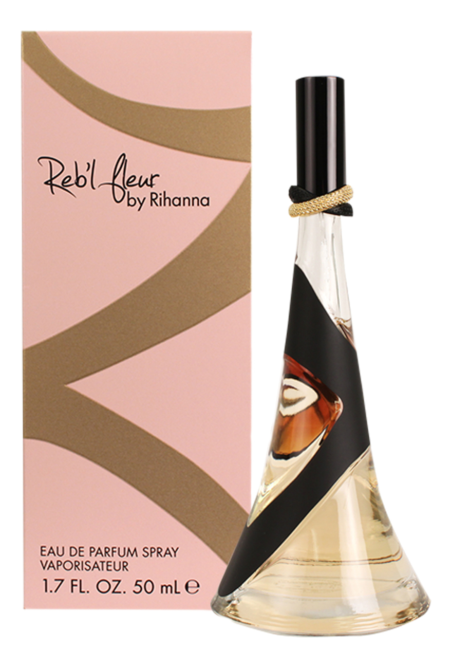 Reb'l Fleur: парфюмерная вода 50мл, Rihanna  - Купить