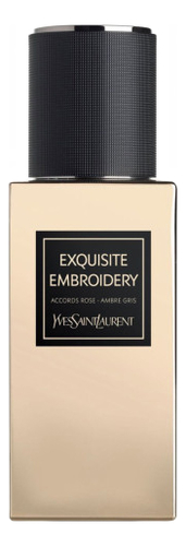 YSL Exquisite Embroidery : парфюмерная вода 75мл тестер ysl exquisite embroidery парфюмерная вода 75мл