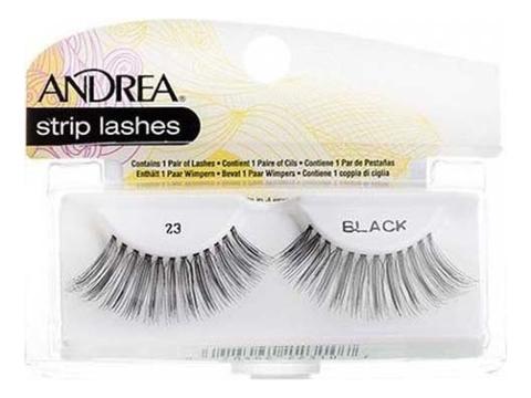 Накладные ресницы Strip Lashes: No23 nyx professional makeup накладные ресницы wicked lashes bashful 08