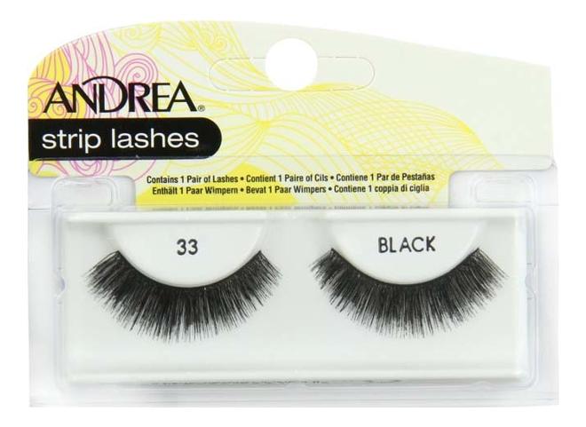 Накладные ресницы Strip Lashes: No33 nyx professional makeup накладные ресницы wicked lashes bashful 08