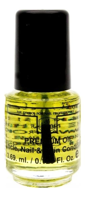 Купить Масло для кутикулы с ароматом миндаля Premium Almond Cuticle Oil: Масло 3, 69мл, INM