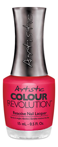 Недельный лак для ногтей Colour Revolution Reactive Nail Lacquer 15мл: 063 Owned лак artistic nail design color revolution nail lacquer 15 мл оттенок cheeky
