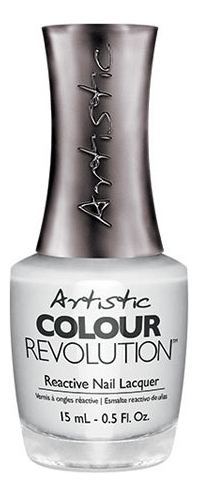 Недельный лак для ногтей Colour Revolution Reactive Nail Lacquer 15мл: 103 Bride лак artistic nail design color revolution nail lacquer 15 мл оттенок cheeky