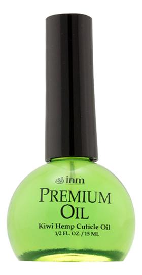 Купить Масло для кутикулы с ароматом киви Premium Kiwi Hemp Cuticle Oil 13, 3мл, INM
