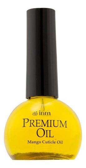 Купить Масло для кутикулы с ароматом манго Premium Mango Cuticle Oil 13, 3мл, INM