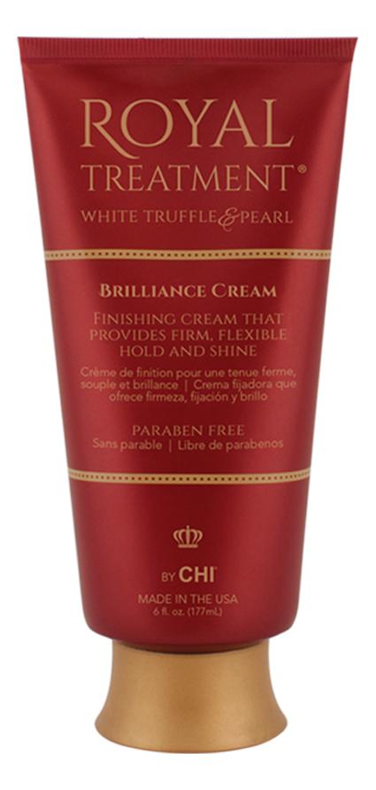 Крем для укладки волос Royal Treatment Brilliance Cream 177мл chi luxury black seed oil curl defining cream gel