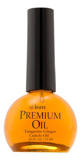 Купить Масло для кутикулы с ароматом мандарина и имбиря Premium Tangerine Ginger Cuticle Oil 13, 3мл, INM