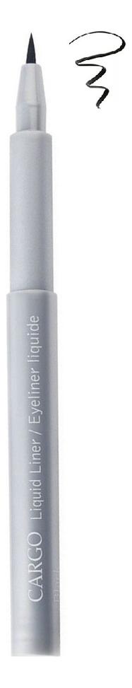 Подводка-фломастер для глаз Liquid Liner 1,1мл: Black