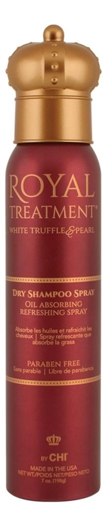 Сухой шампунь для волос Royal Treatment Dry Shampoo Spray 198г